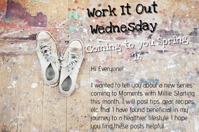 Work It Out Wednesday Announcement