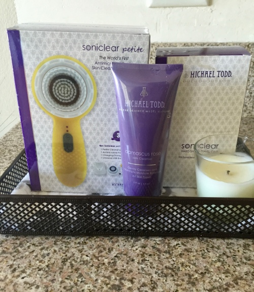 Rapid Review: Michael Todd Beauty Soniclear | Moments With Millie