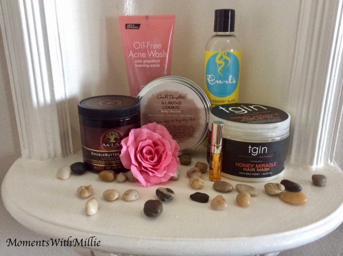 Current Beauty Faves | MomentswithMillie