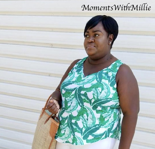 Palm Breeze | Moments With Millie
